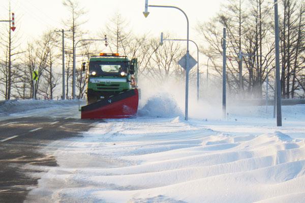 道路・河川維持、除雪
