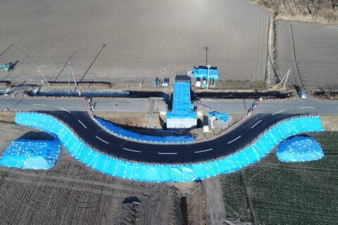 下居辺高島停車場線総B53改良工事